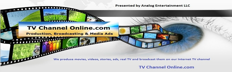 TV channel online produce and broadcast, television programs and Documentations on our channel